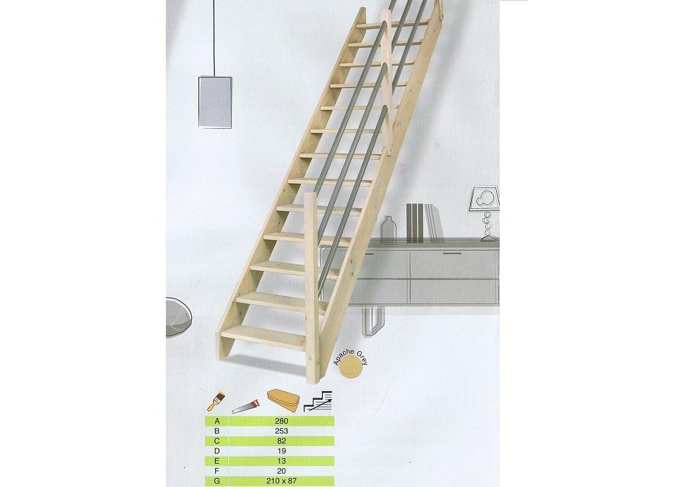 Steek trappen